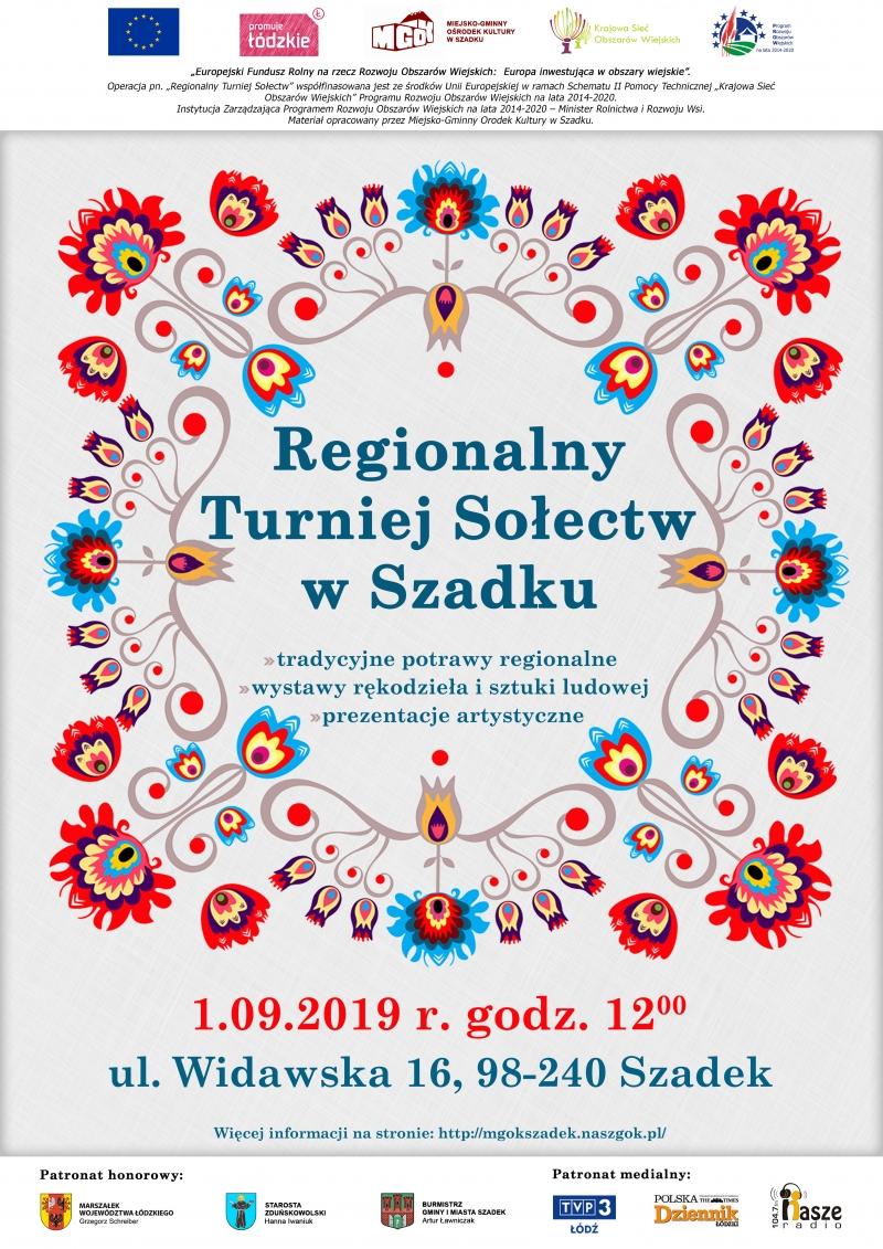 Regionalny Turniej Sołectw 2019