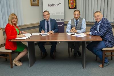 Umowy z partnerami KSOW