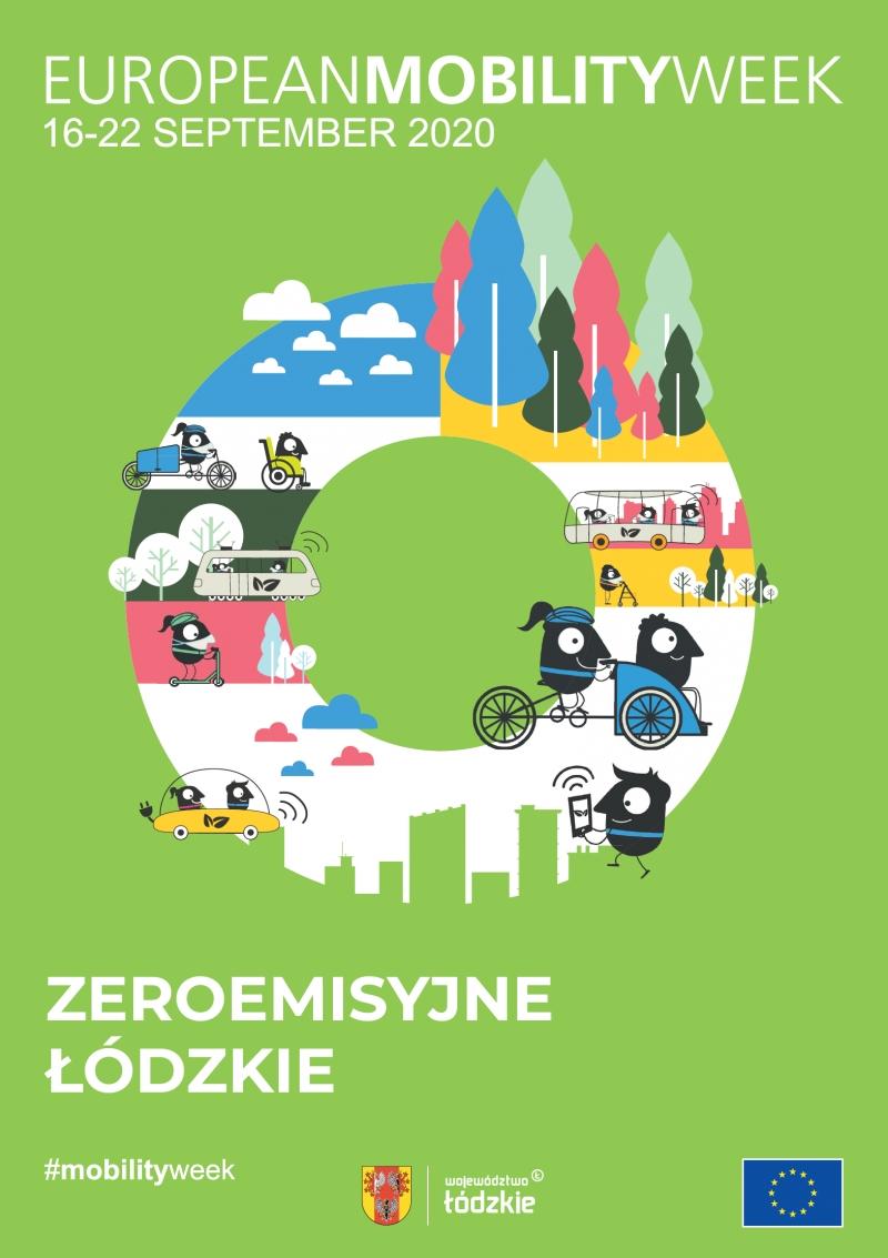 Działania Urzędu Marszałkowskiego w ramach Europejskiego Tygodnia Zrównowazonego Transportu