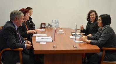 Ambasador Izraela w Urzędzie Marszałkowskim