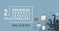 II Ogólnopolski Kongres Edukacji Pozaformalnej