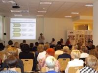 """Konferencja """"BIBLIOTEKA W SOCIAL MEDIA A CZYTELNICTWO"""" – ogólnopolskie obchody TYGODNIA BIBLIOTEK"""