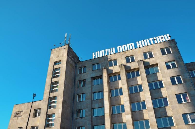 Konkurs na kandydata na stanowisko dyrektora Łódzkiego Domu Kultury