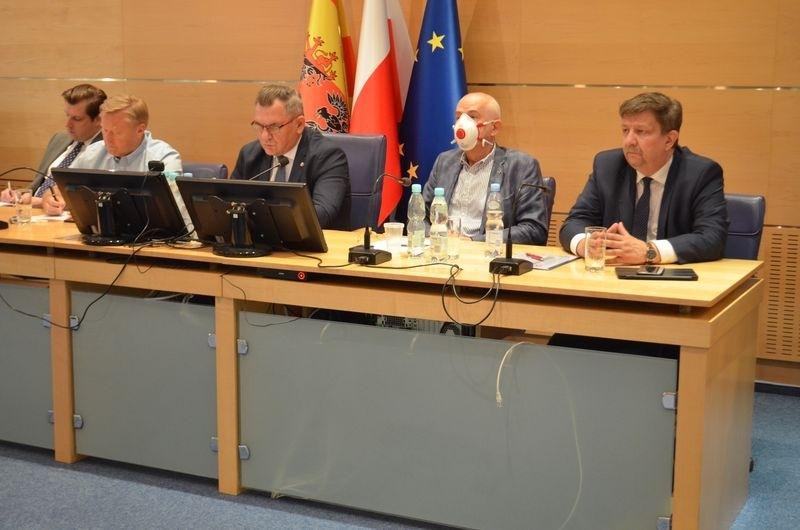 Posiedzenie Prezydium WRDS 2.07.2020 r.
