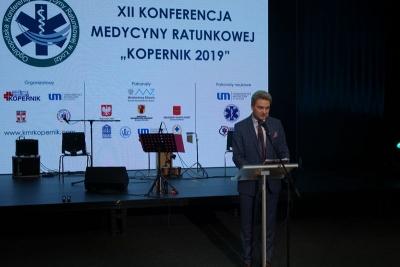 """Konferencja Medycyny Ratunkowej """"Kopernik 2019"""""""