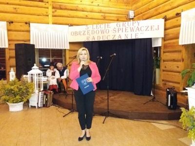 """Jubileusz Grupy Obrzędowo Śpiewaczej """"Raduczanie"""""""