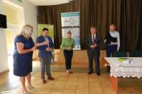 Podpisanie umów o dofinansowanie w Parzęczewie