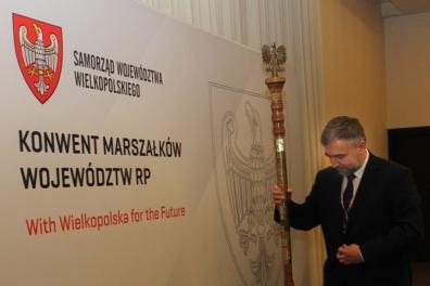 Konwentu Marszałków w Wielkopolsce