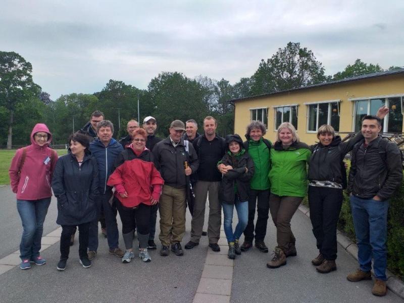 Wizyta studyjna w Szwecji w ramach projektu BIOGOV