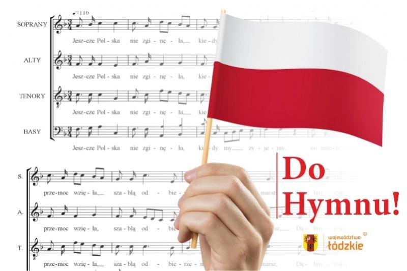Wspólnie zaśpiewajmy hymn - www.lodzkie.pl